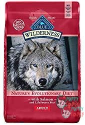 Blue Buffalo Basics Duck Natural Adult Dry Dog Food Salmon