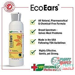EcoEars Natural Dog Ear Cleaner 1