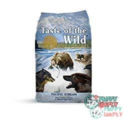 Taste Of The Wild Grain Free Premium Dry Dog Food Salmon