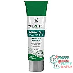 Vet's Best Enzymatic Dental Gel Toothpaste For Dogs