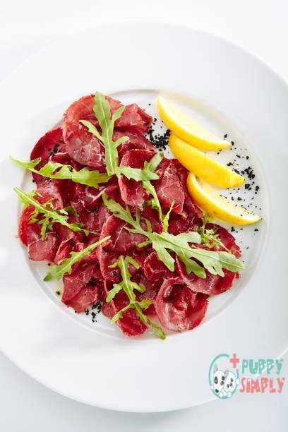 Dried Italian Beef Bresaola Venison meats for dogs