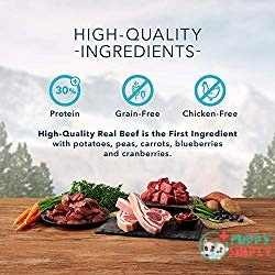 BLUE Wilderness Rocky Mountain Recipe High Protein Grain Free 1