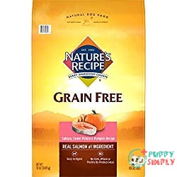 Nature's Recipe Grain-free Dry Dog Food For Senior Boxers