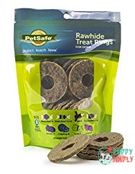 PetSafe Busy Buddy Refill Ring Dog Treats for select Busy Buddy Dog Toys
