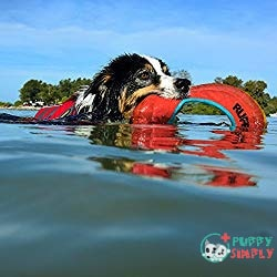 Ruffwear Hydro Floating- Best Soft Flying Disc for Dogs 1