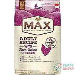 Nutro Wholesome Essentials Max Adult Dry