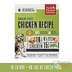 The Honest Kitchen Whole Grain Turkey Dog Food