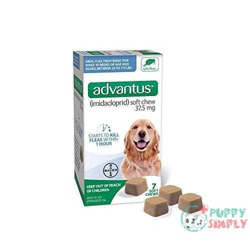 Advantus (Imidacloprid) 7-Count Large Dog