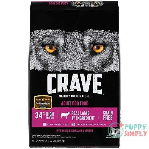 CRAVE Grain Free Adult High