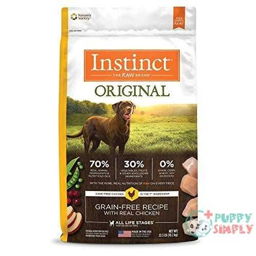 Instinct Grain Free Dry Dog
