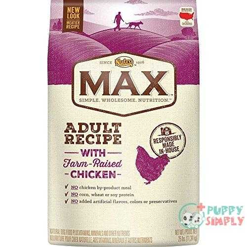 Nutro MAX Adult Dry Dog