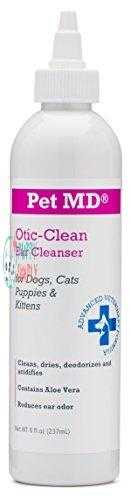 Pet MD Otic Clean Dog