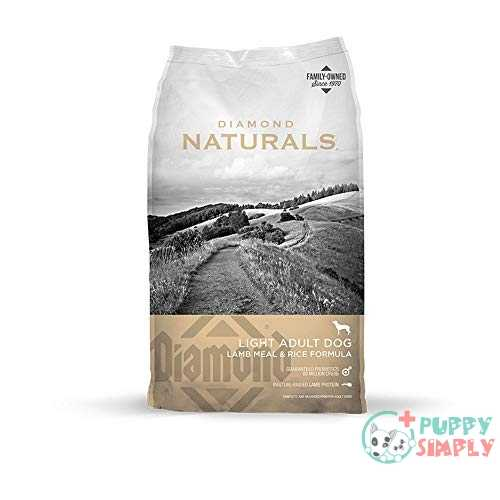 Diamond Naturals LIGHT Real Meat Recipe Natural Dry Dog Food