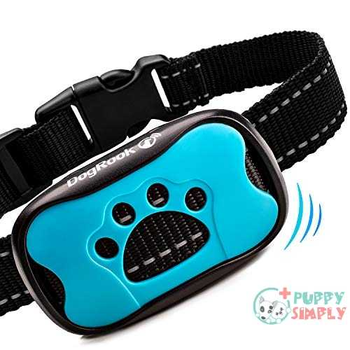 DogRook Rechargeable Dog Bark Collar