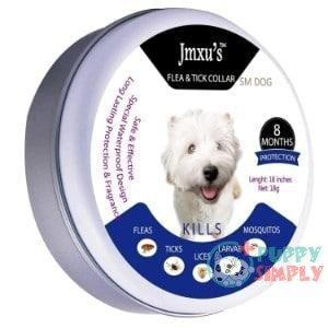 JMXU'S Flea And Tick Collar For Dogs