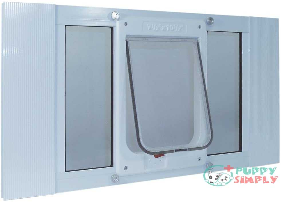 Ideal Pet Products Aluminum Sash