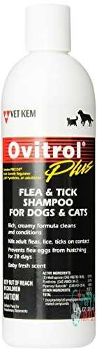 Vet-Kem Ovitrol Plus Flea and