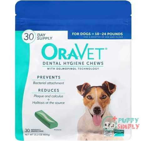 Oravet Dental Hygiene Chews for