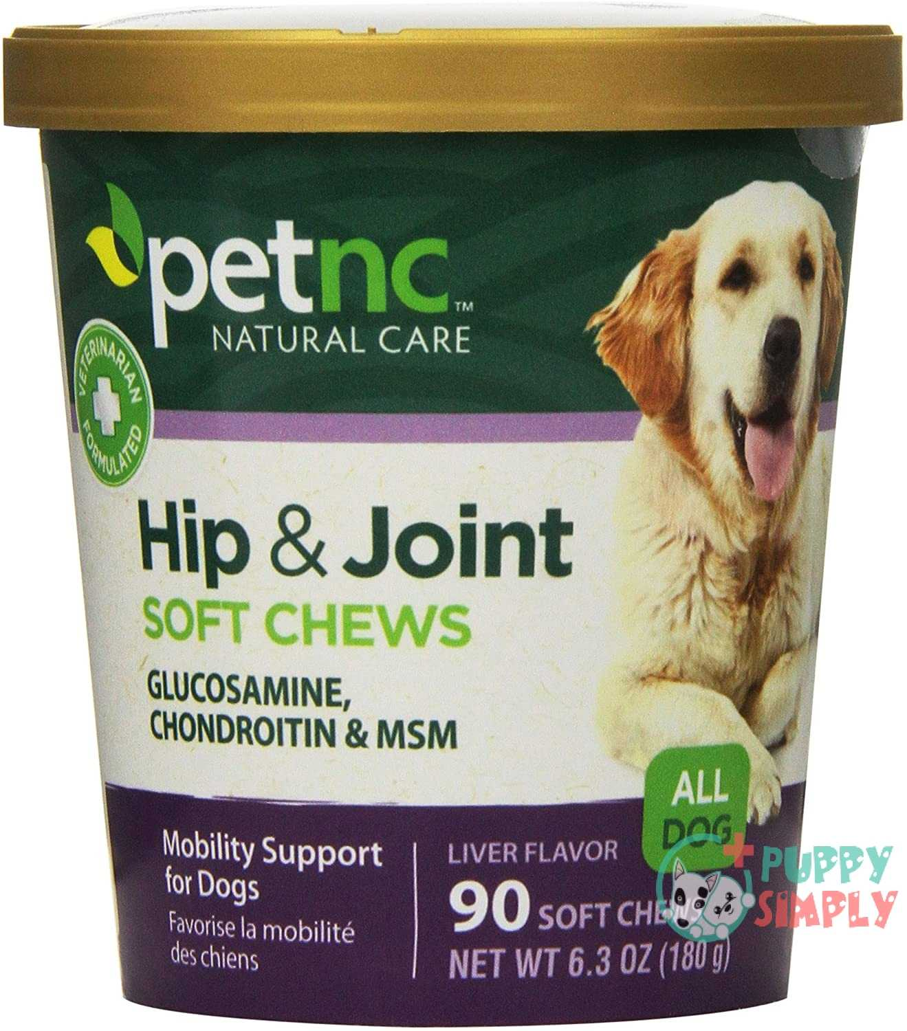 PetNC Natural Care Hip and
