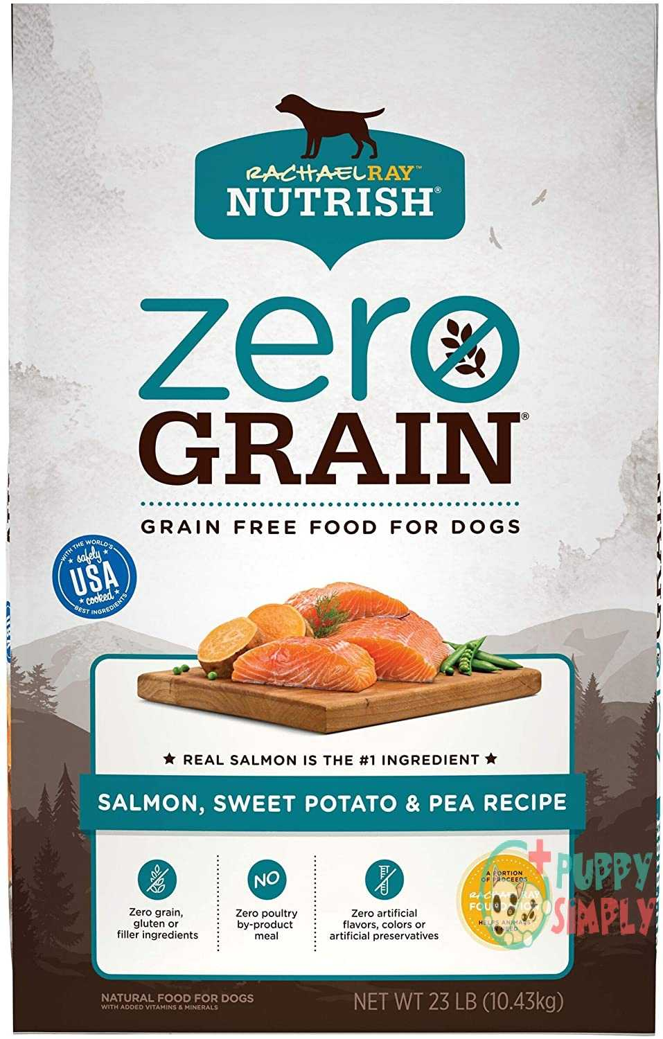Rachael Ray Nutrish Zero Grain