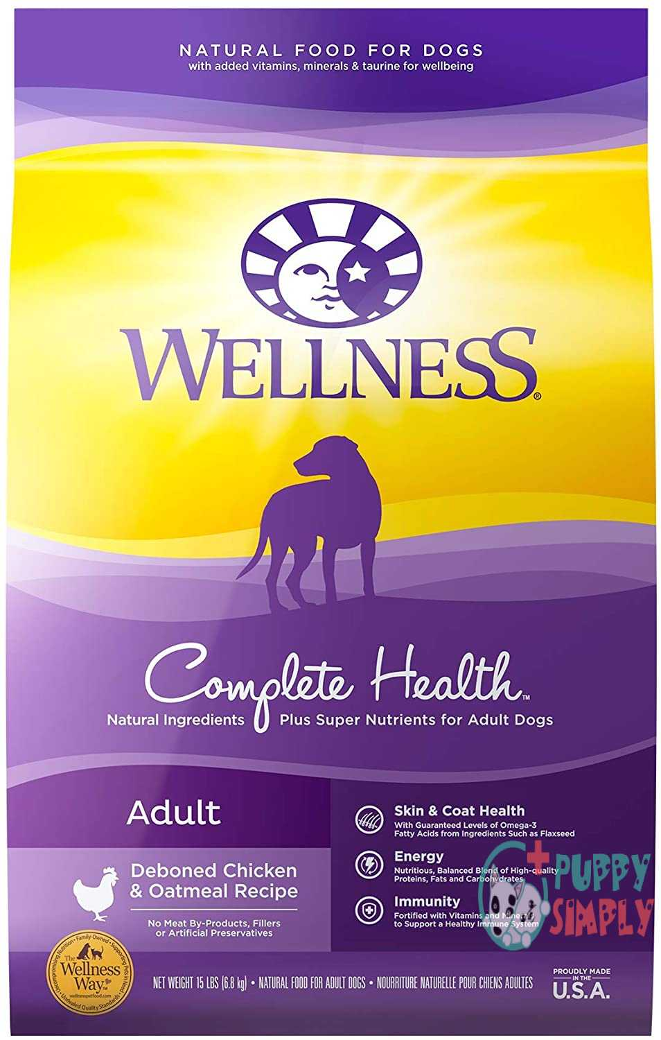 Wellness Natural Pet Food Complete