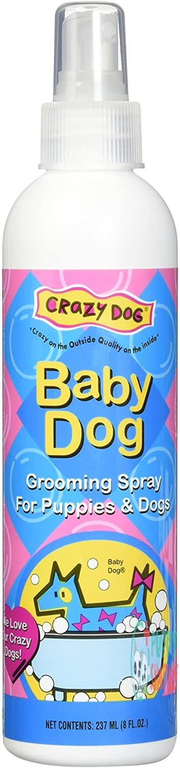 Crazy Dog Baby Powder Grooming