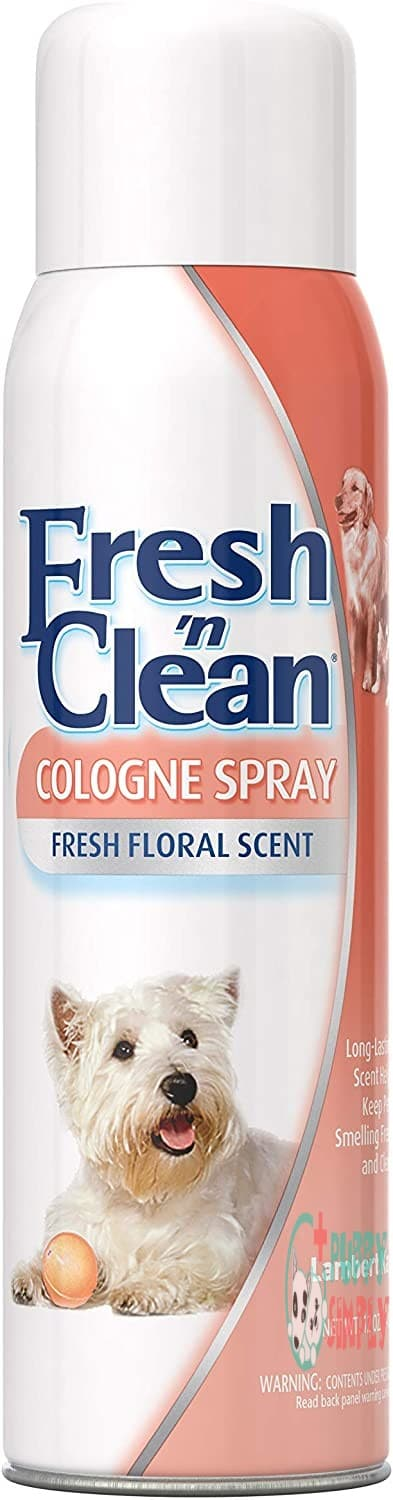 Fresh Floral Scent Grooming Cologne