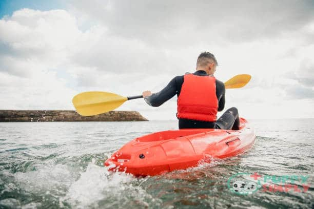 Kayaks to Avoid When Kayaking with Dogs