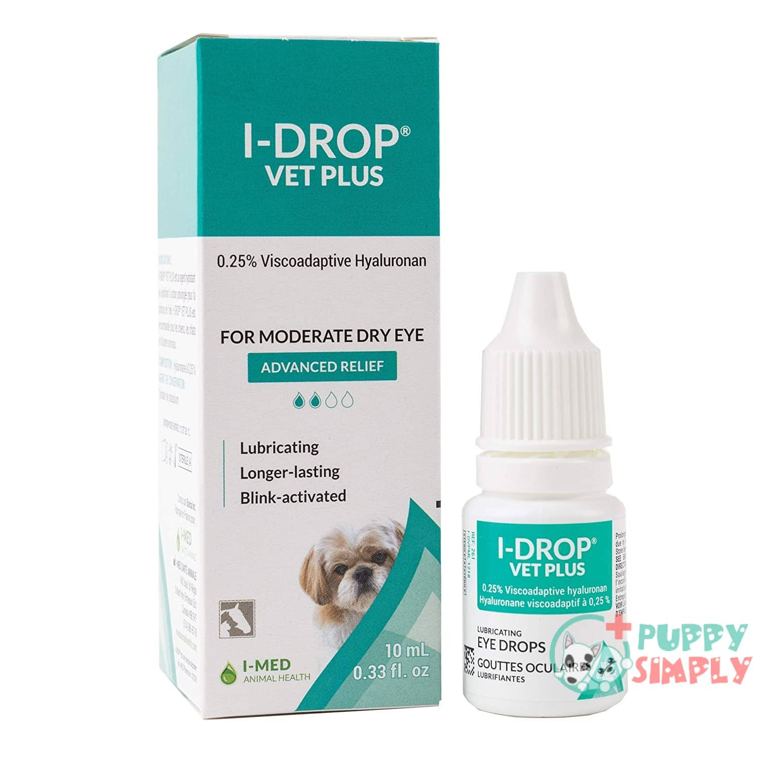I-DROP VET PLUS Lubricating Eye