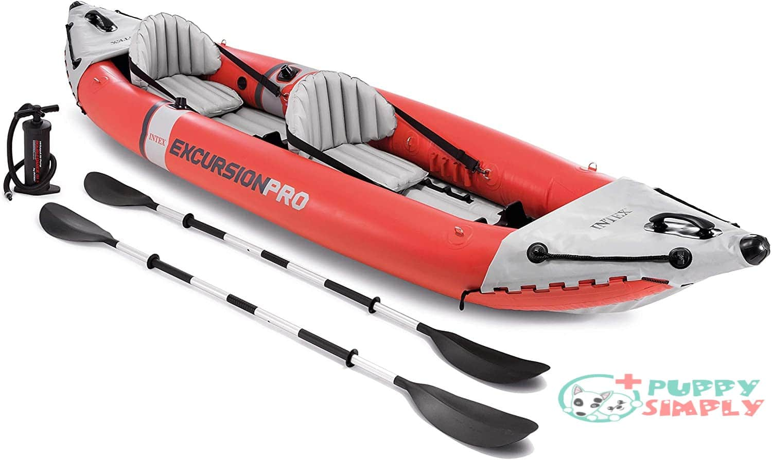 Intex Excursion Pro Kayak, Professional