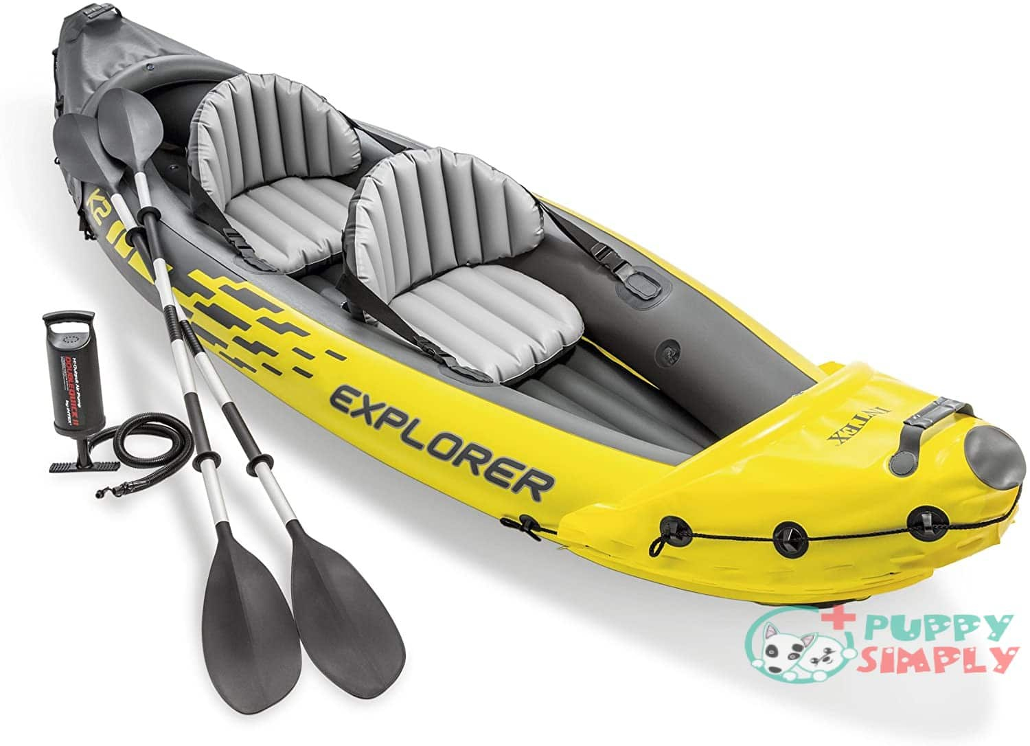 Intex Explorer K2 Kayak, 2-Person