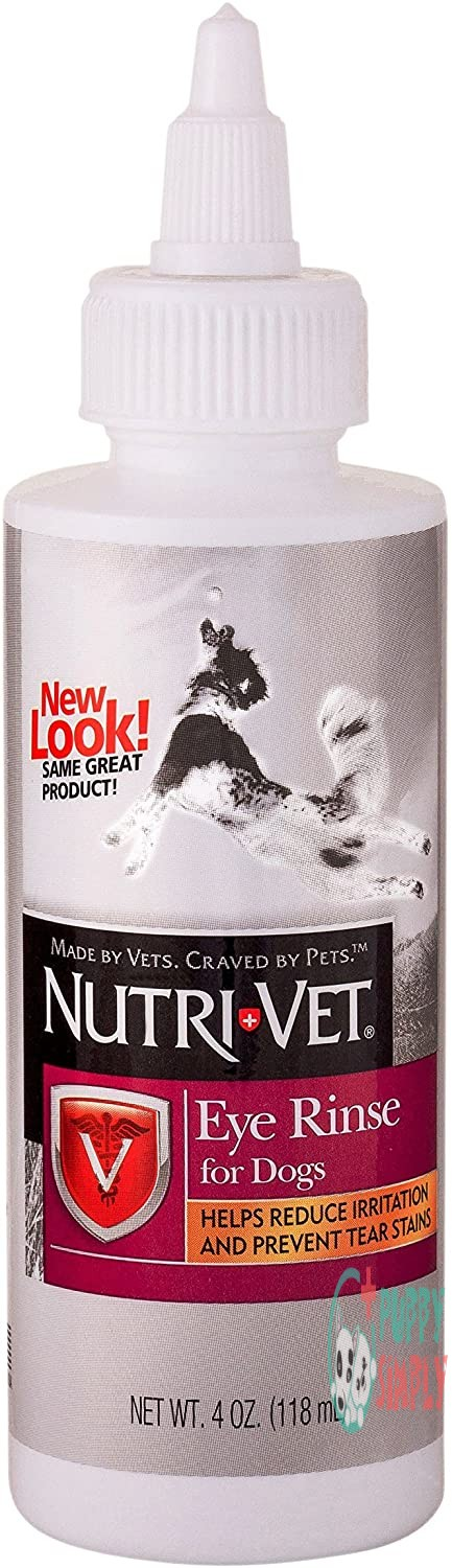 Nutri-Vet Eye Rinse for Dogs