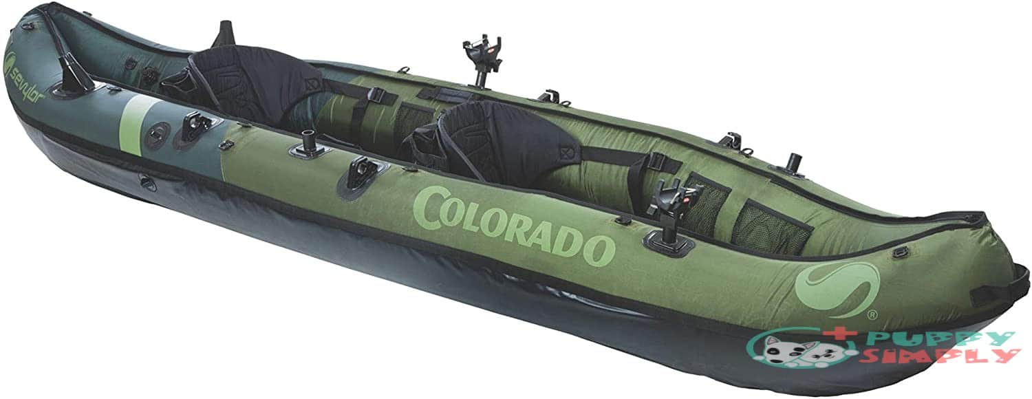 Sevylor Coleman Colorado 2-Person Fishing