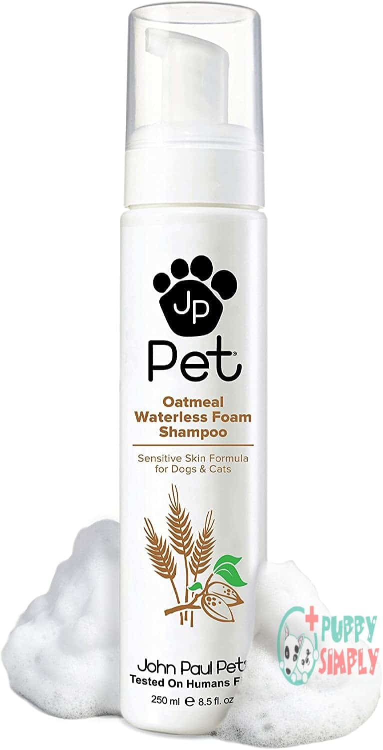 John Paul Pet Oatmeal Waterless