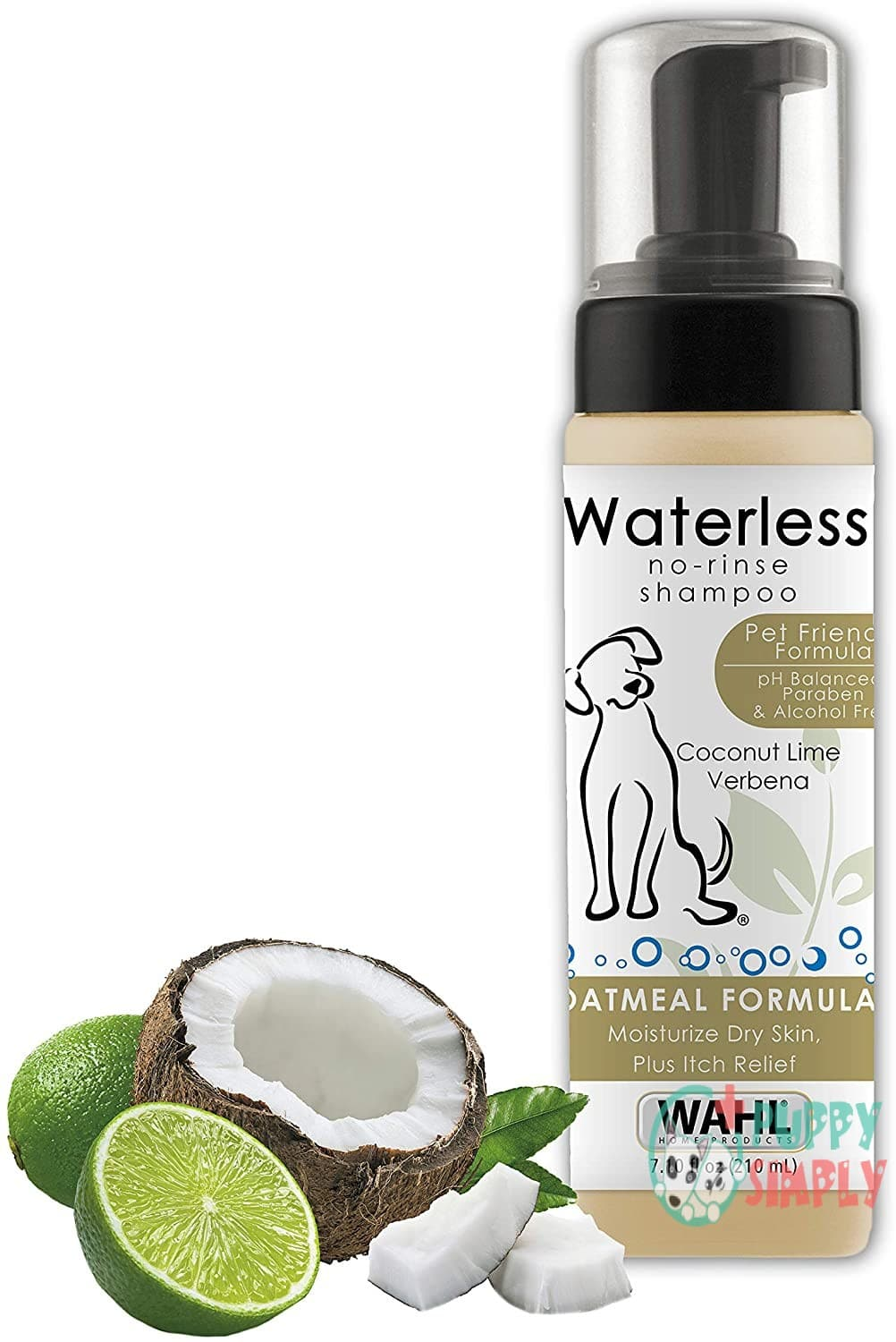 Wahl Pet Friendly Waterless No