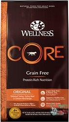 Wellness Core Natural Grain-Free Dry Dog Food